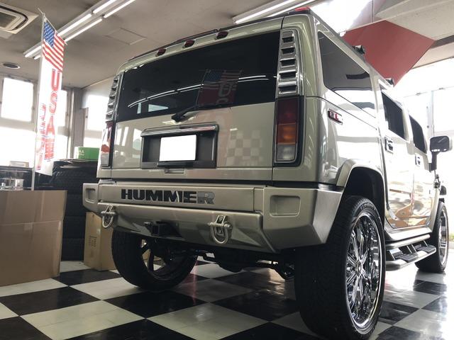 「ハマー」「H2」「SUV・クロカン」「埼玉県」の中古車2