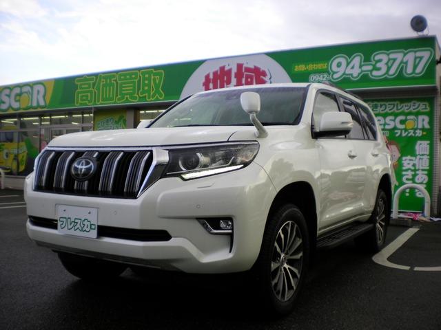 「トヨタ」「ランドクルーザープラド」「SUV・クロカン」「佐賀県」の中古車