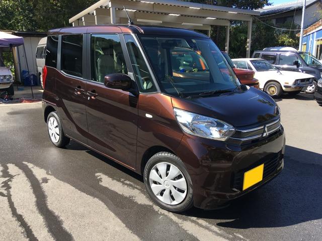 「三菱」「eKスペース」「コンパクトカー」「東京都」の中古車