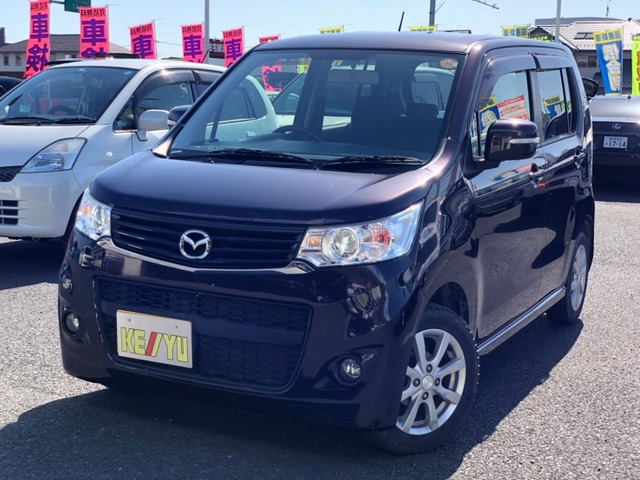 「マツダ」「フレア」「コンパクトカー」「栃木県」の中古車