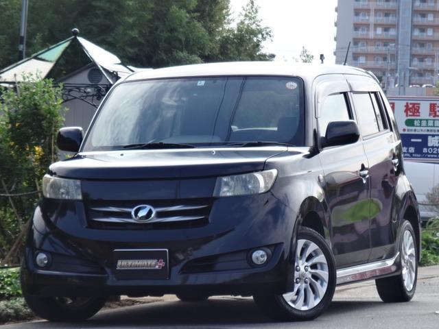「トヨタ」「bB」「コンパクトカー」「茨城県」の中古車