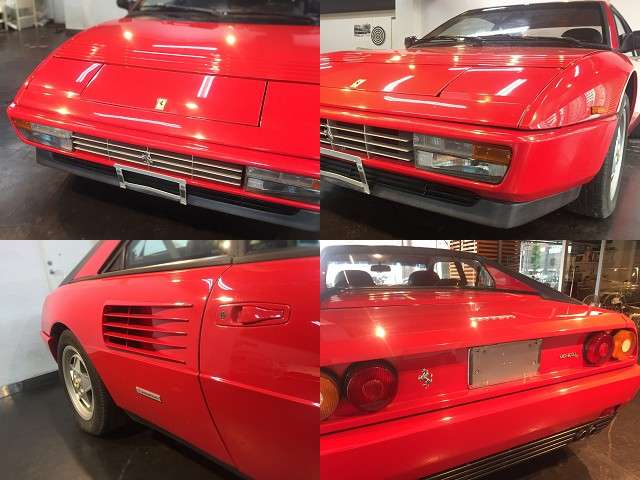 「フェラーリ」「モンディアル」「クーペ」「東京都」の中古車