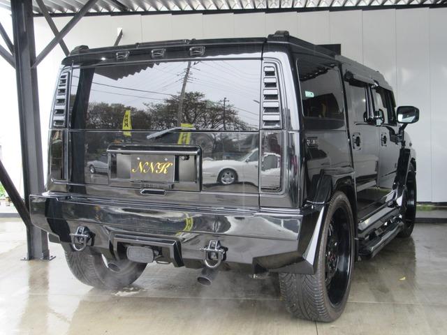 「ハマー」「H2」「SUV・クロカン」「埼玉県」の中古車4