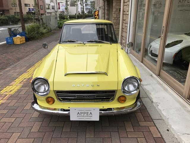 「日産」「ダットサン」「オープンカー」「東京都」の中古車