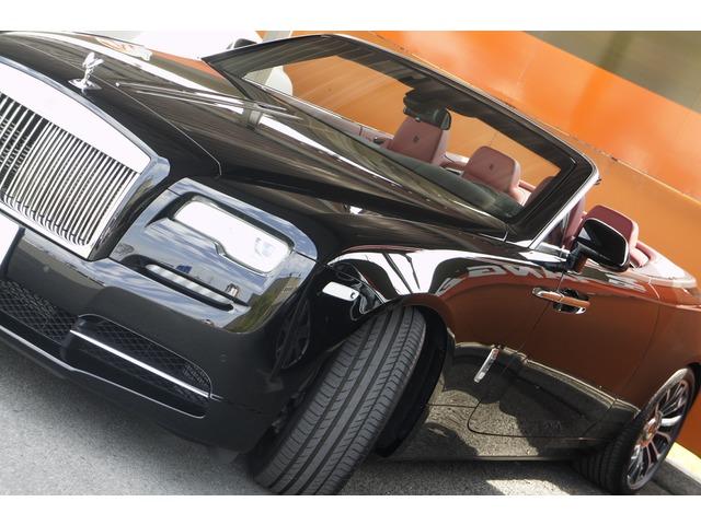 「ロールスロイス」「ドーン」「オープンカー」「奈良県」の中古車
