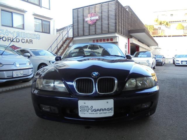 「BMW」「Z3」「オープンカー」「静岡県」の中古車