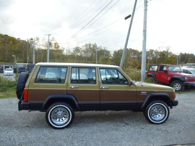 「ジープ」「チェロキー」「SUV・クロカン」「北海道」の中古車4