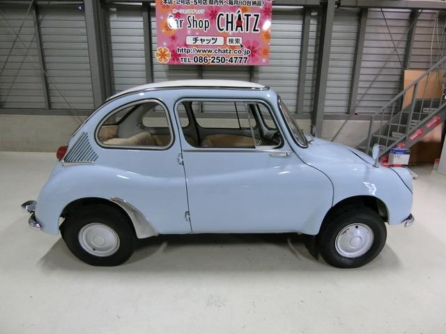 「スバル」「360」「軽自動車」「岡山県」の中古車4