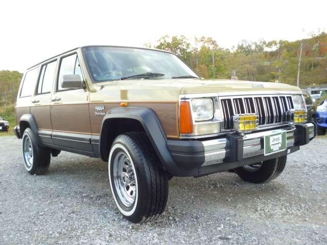 「ジープ」「チェロキー」「SUV・クロカン」「北海道」の中古車6