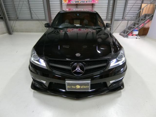 「メルセデスベンツ」「AMG C63」「セダン」「岡山県」の中古車2