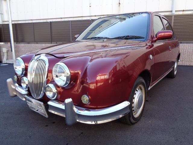 「ミツオカ」「ビュート」「コンパクトカー」「兵庫県」の中古車