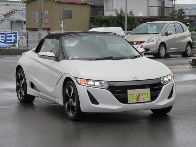「ホンダ」「S660」「コンパクトカー」「富山県」の中古車