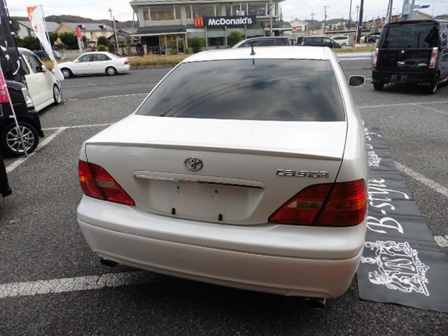 「トヨタ」「セルシオ」「セダン」「千葉県」の中古車2