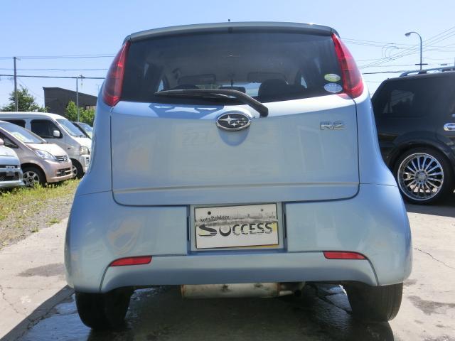 「スバル」「R2」「コンパクトカー」「北海道」の中古車7