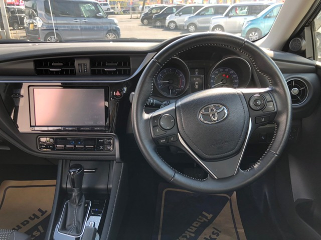 「トヨタ」「オーリス」「コンパクトカー」「千葉県」の中古車10
