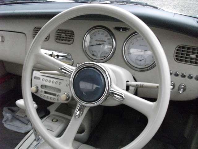 「日産」「フィガロ」「オープンカー」「栃木県」の中古車