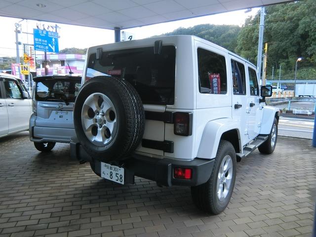 「ジープ」「ラングラー アンリミテッド」「SUV・クロカン」「兵庫県」の中古車2