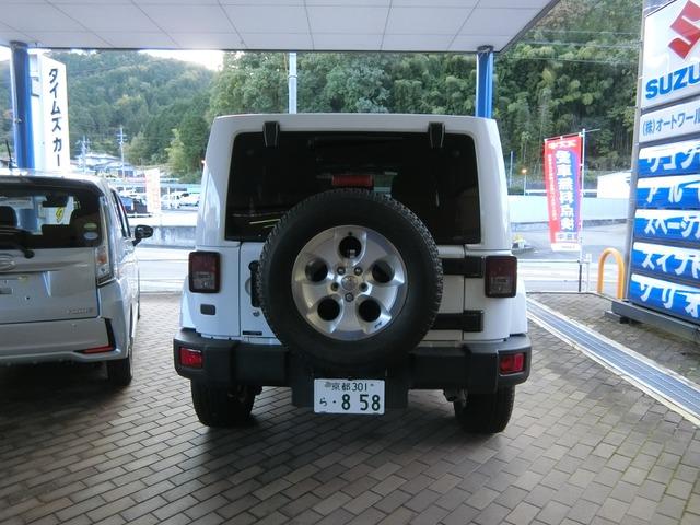 「ジープ」「ラングラー アンリミテッド」「SUV・クロカン」「兵庫県」の中古車8