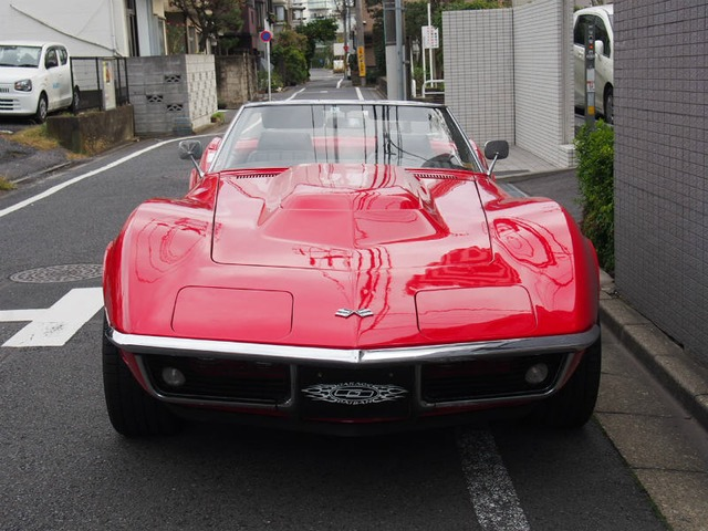 「シボレー」「コルベットコンバーチブル」「オープンカー」「東京都」の中古車