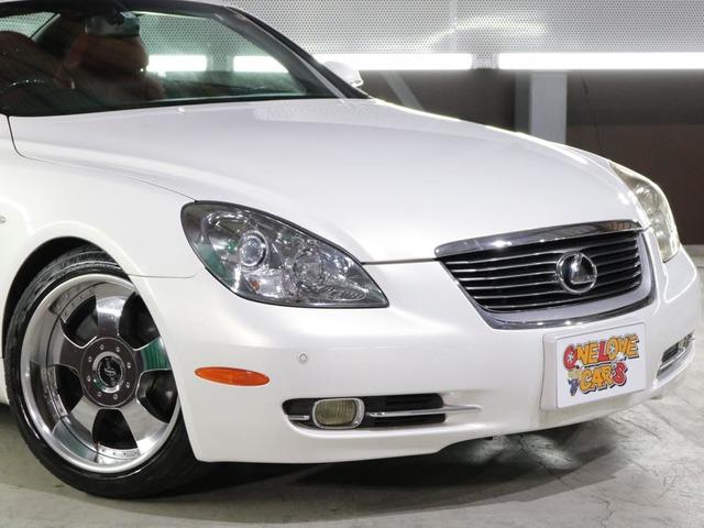 「レクサス」「SC430」「オープンカー」「愛知県」の中古車5