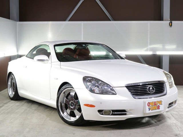「レクサス」「SC430」「オープンカー」「愛知県」の中古車2