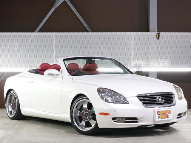 「レクサス」「SC430」「オープンカー」「愛知県」の中古車3