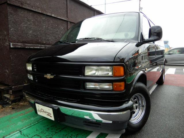 「シボレー」「エクスプレス」「SUV・クロカン」「愛知県」の中古車