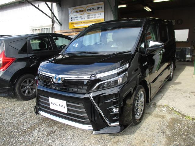 「トヨタ」「ヴォクシー」「ミニバン・ワンボックス」「福岡県」の中古車