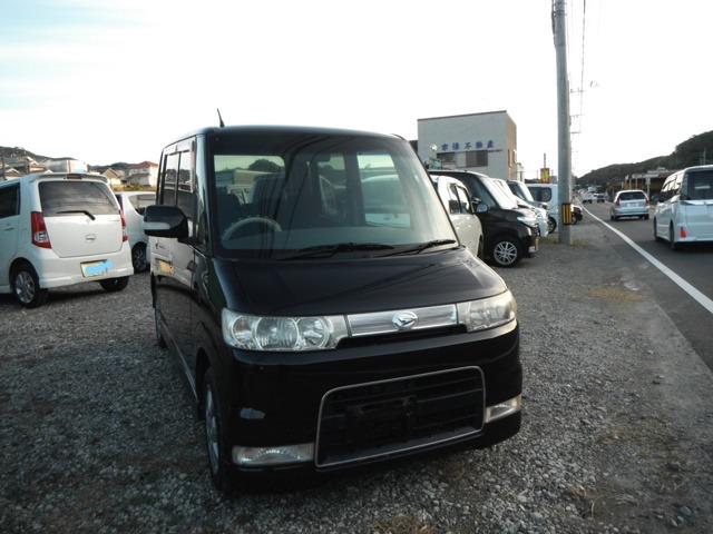 「ダイハツ」「タントカスタム」「コンパクトカー」「福岡県」の中古車