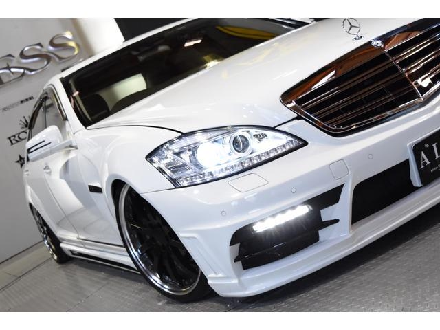 「メルセデスベンツ」「S500ロング」「セダン」「岐阜県」の中古車3