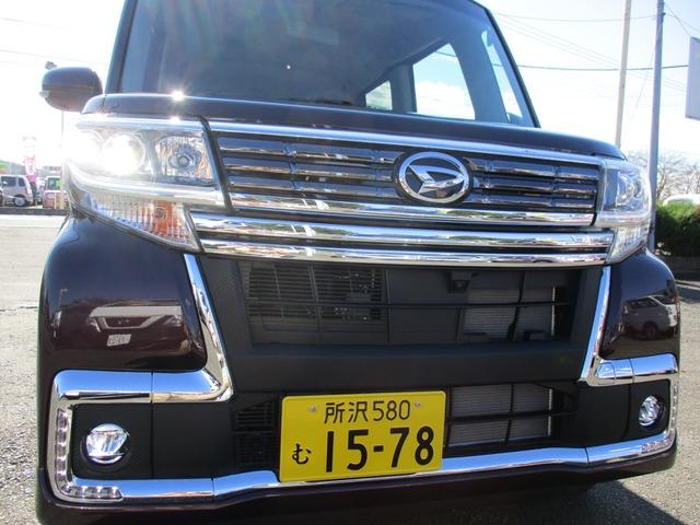 「ダイハツ」「タントカスタム」「軽自動車」「埼玉県」の中古車6