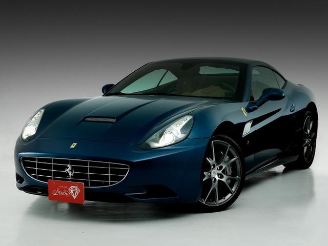 「フェラーリ」「カリフォルニア30」「オープンカー」「愛知県」の中古車