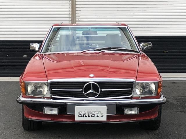 「メルセデスベンツ」「500SL」「オープンカー」「大阪府」の中古車