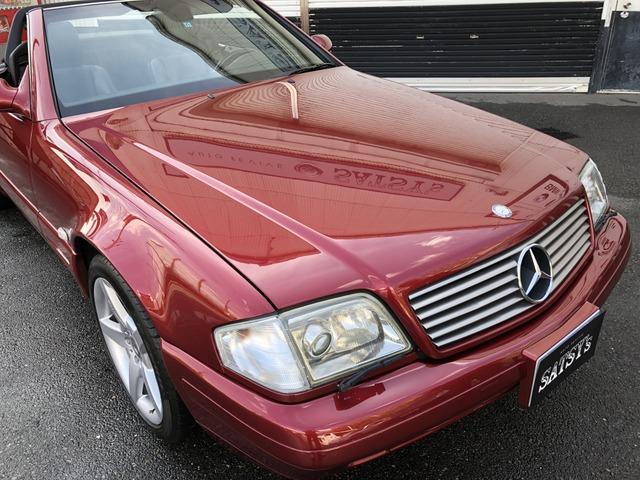 「メルセデスベンツ」「SL320」「オープンカー」「大阪府」の中古車