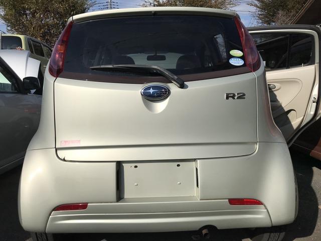 「スバル」「R2」「コンパクトカー」「群馬県」の中古車