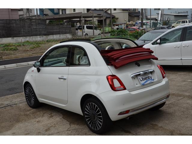 「フィアット」「500C」「コンパクトカー」「愛知県」の中古車5