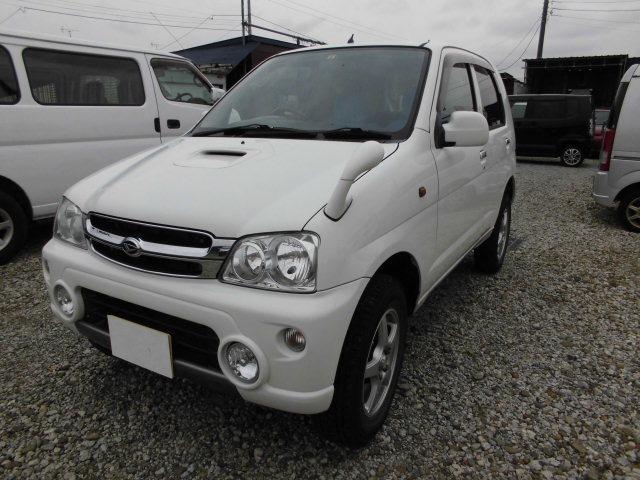 「ダイハツ」「テリオスキッド」「SUV・クロカン」「北海道」の中古車