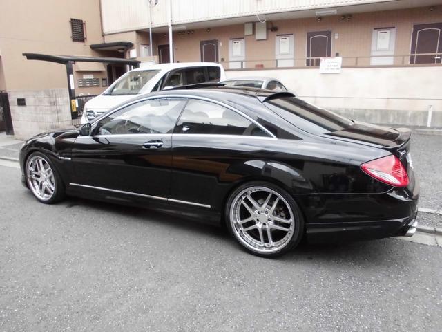 「メルセデスベンツ」「CL550」「クーペ」「東京都」の中古車7