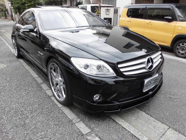 「メルセデスベンツ」「CL550」「クーペ」「東京都」の中古車6