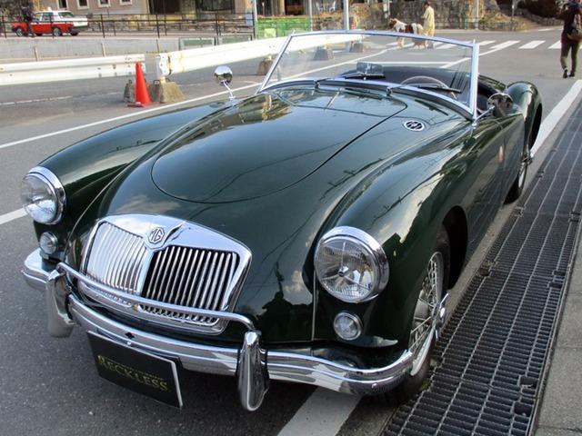 「MG」「MGA」「オープンカー」「福岡県」の中古車5