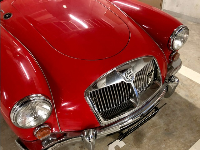 「MG」「MGA」「オープンカー」「福岡県」の中古車6