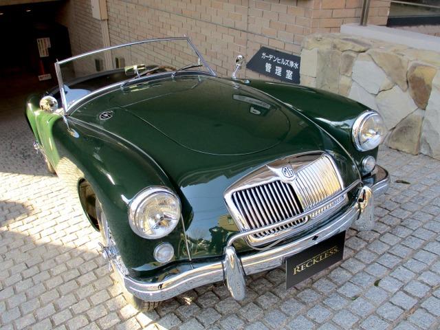 「MG」「MGA」「オープンカー」「福岡県」の中古車