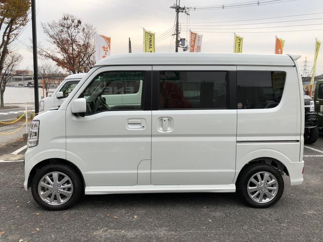 「スズキ」「エブリイワゴン」「コンパクトカー」「京都府」の中古車4