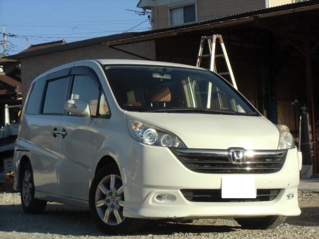 「ホンダ」「ステップワゴン」「ミニバン・ワンボックス」「佐賀県」の中古車