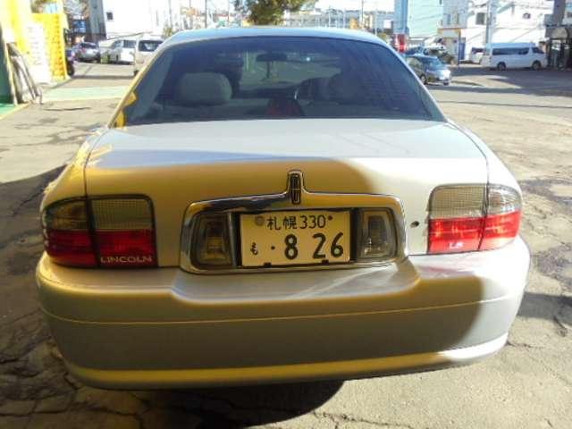 「リンカーン」「LS」「セダン」「北海道」の中古車