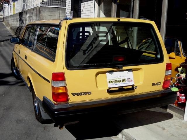 「ボルボ」「240エステート」「ステーションワゴン」「神奈川県」の中古車4