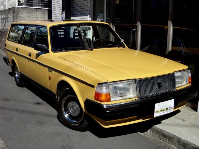「ボルボ」「240エステート」「ステーションワゴン」「神奈川県」の中古車