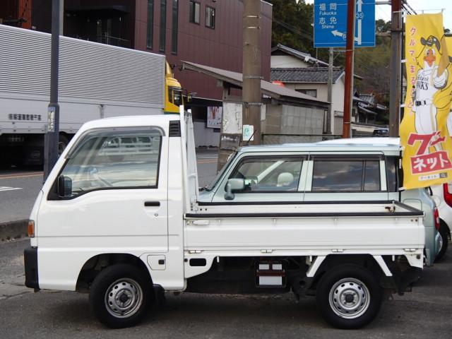 「スバル」「サンバートラック」「コンパクトカー」「福岡県」の中古車