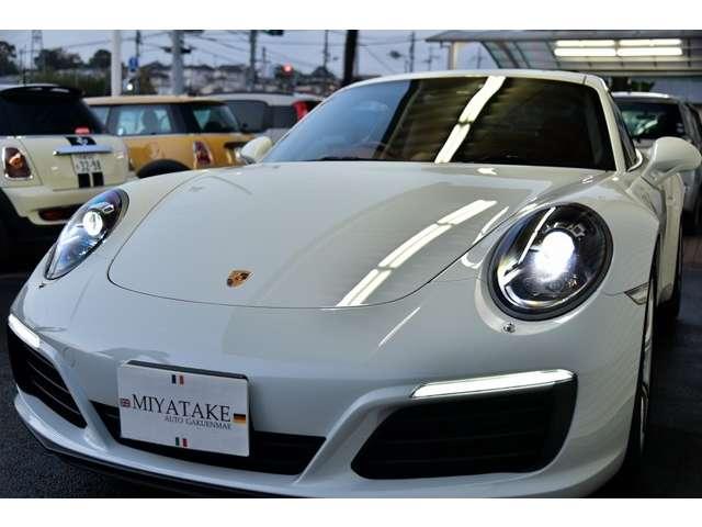 「ポルシェ」「911」「クーペ」「奈良県」の中古車