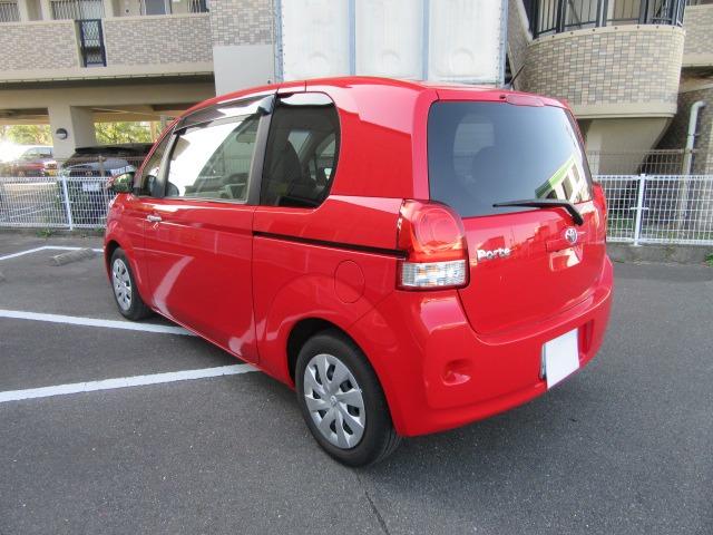「トヨタ」「ポルテ」「コンパクトカー」「福岡県」の中古車